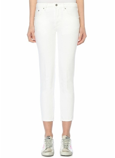Golden Goose Pantolon Beyaz